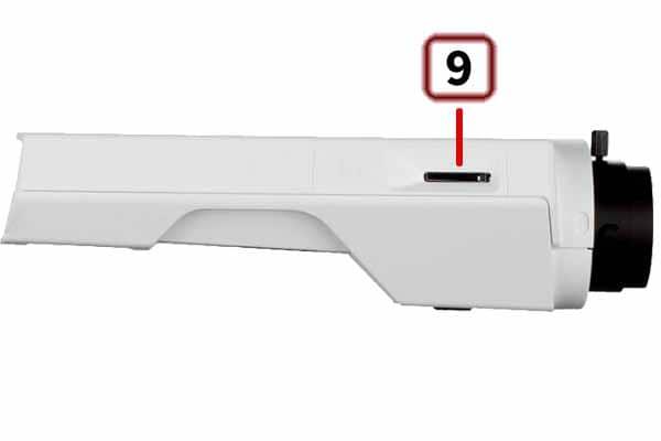 DCS-3010 – боковая панель