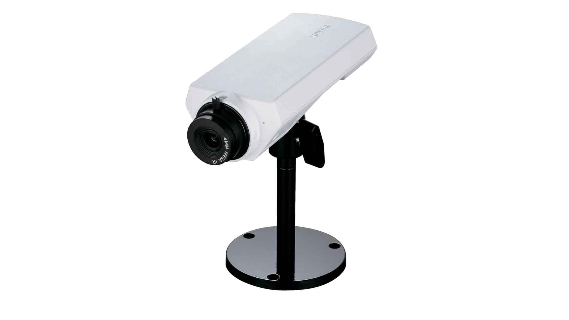 D-Link DCS-3010 – ip-камера