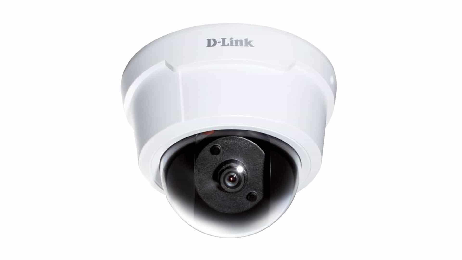 D-Link DCS-6112 – сетевая ip-камера