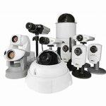 Сетевые (IP) видеокамеры