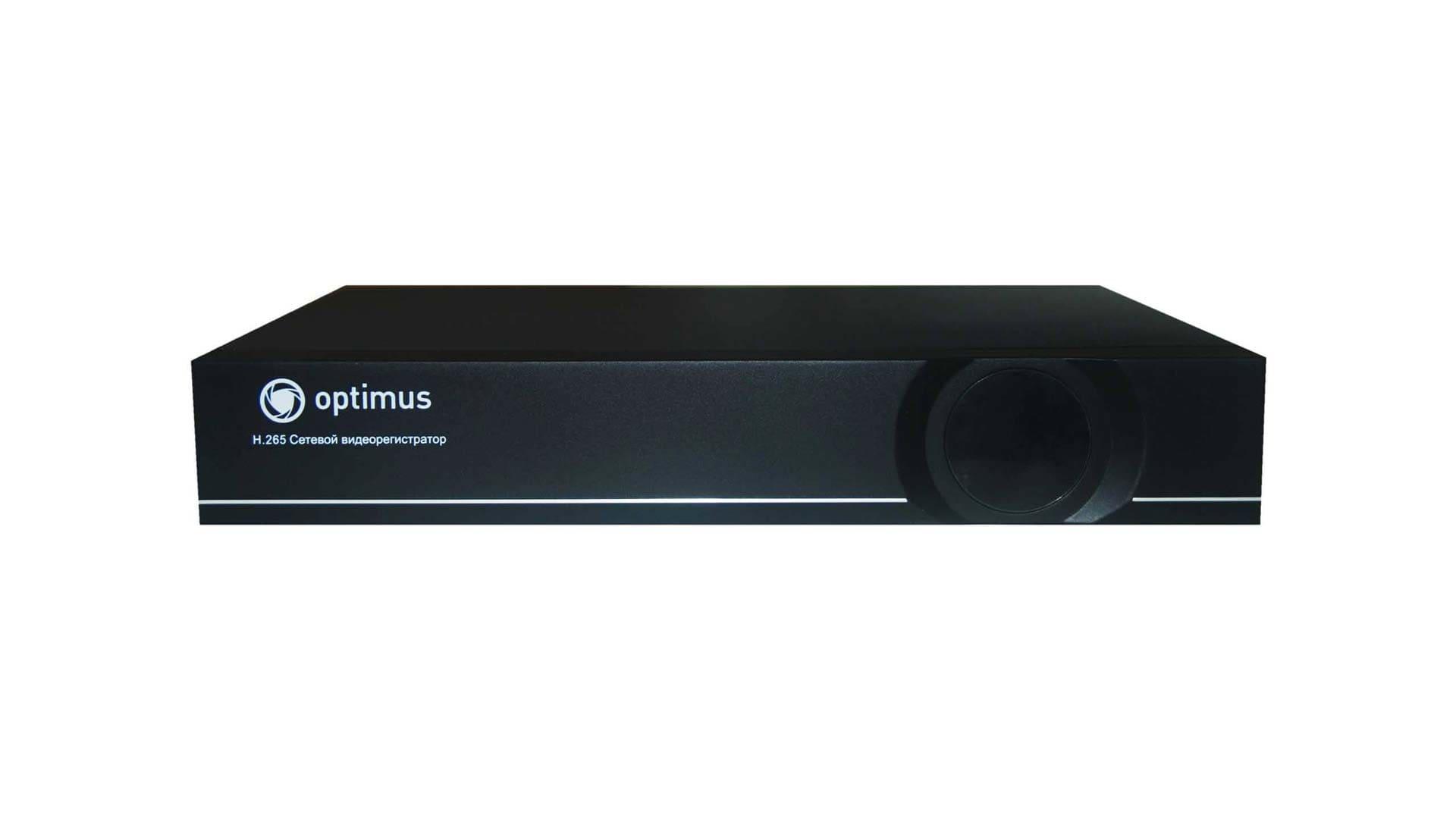 Optimus NVR-5041 - ip-видеорегистратор