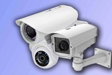 Виды и типы видеокамер