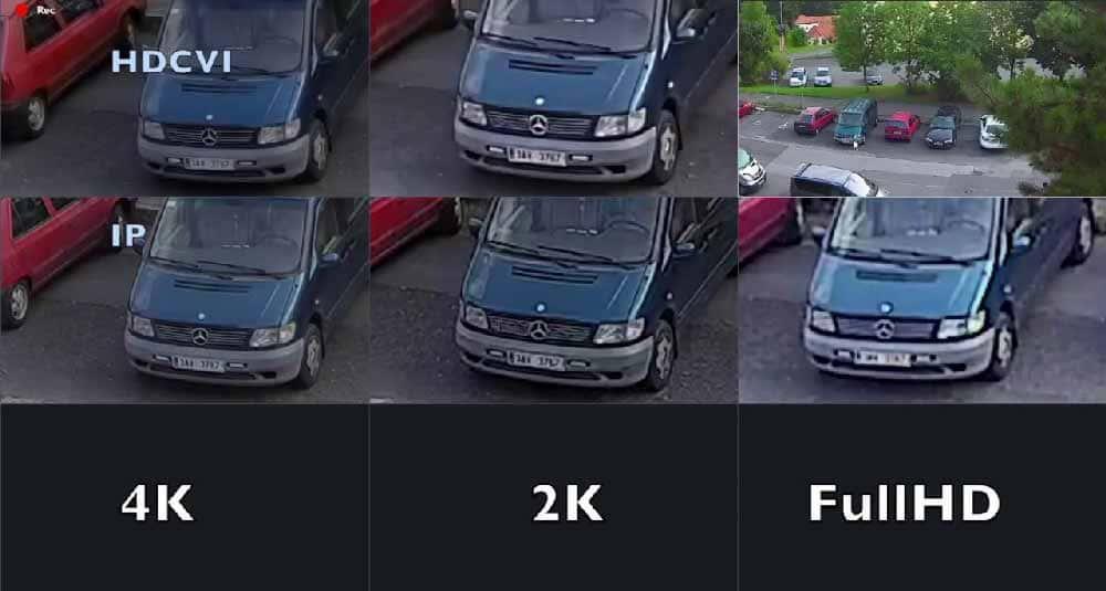 4K разрешение: технология Ultra HD
