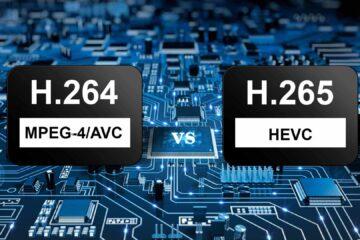 H.264 и H.265