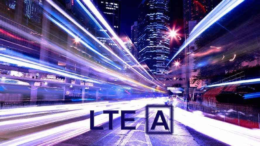 Что такое LTE A связь