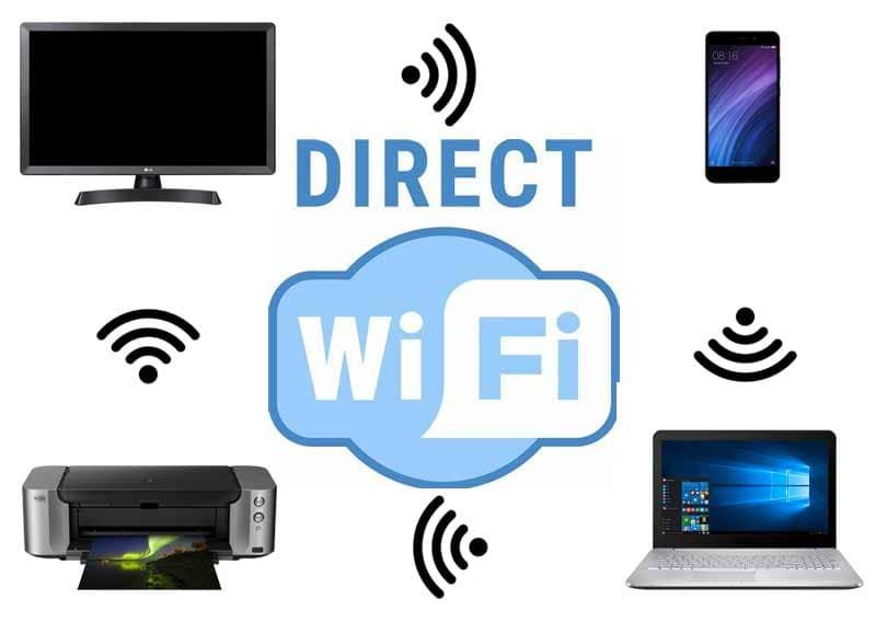 Что такое Wi-Fi Direct