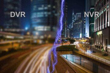 DVR и NVR, какой из них лучше
