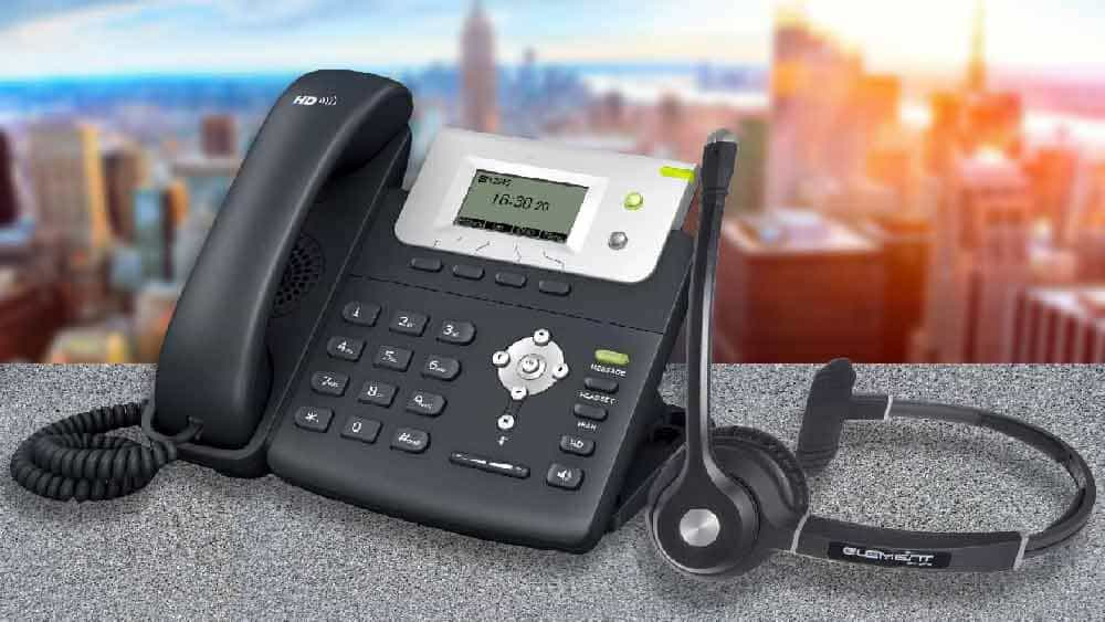 IP-телефония: VoIP-телефон