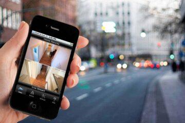 Беспроводные камеры видеонаблюдения для дома