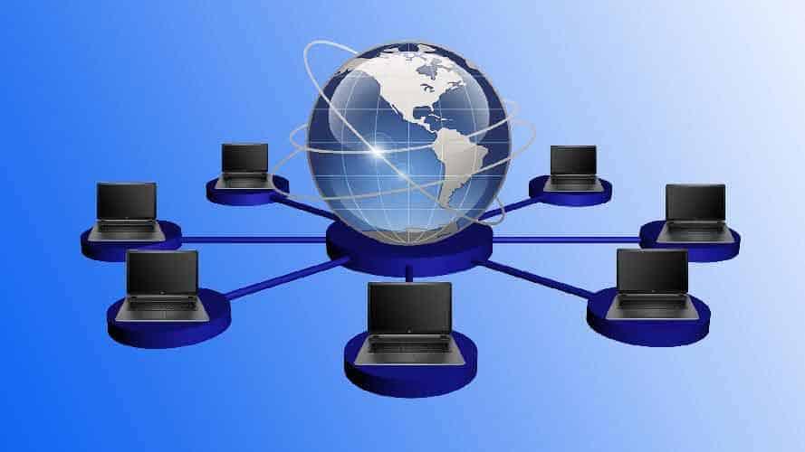 Глобальная сеть WAN