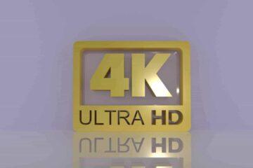 4K разрешение