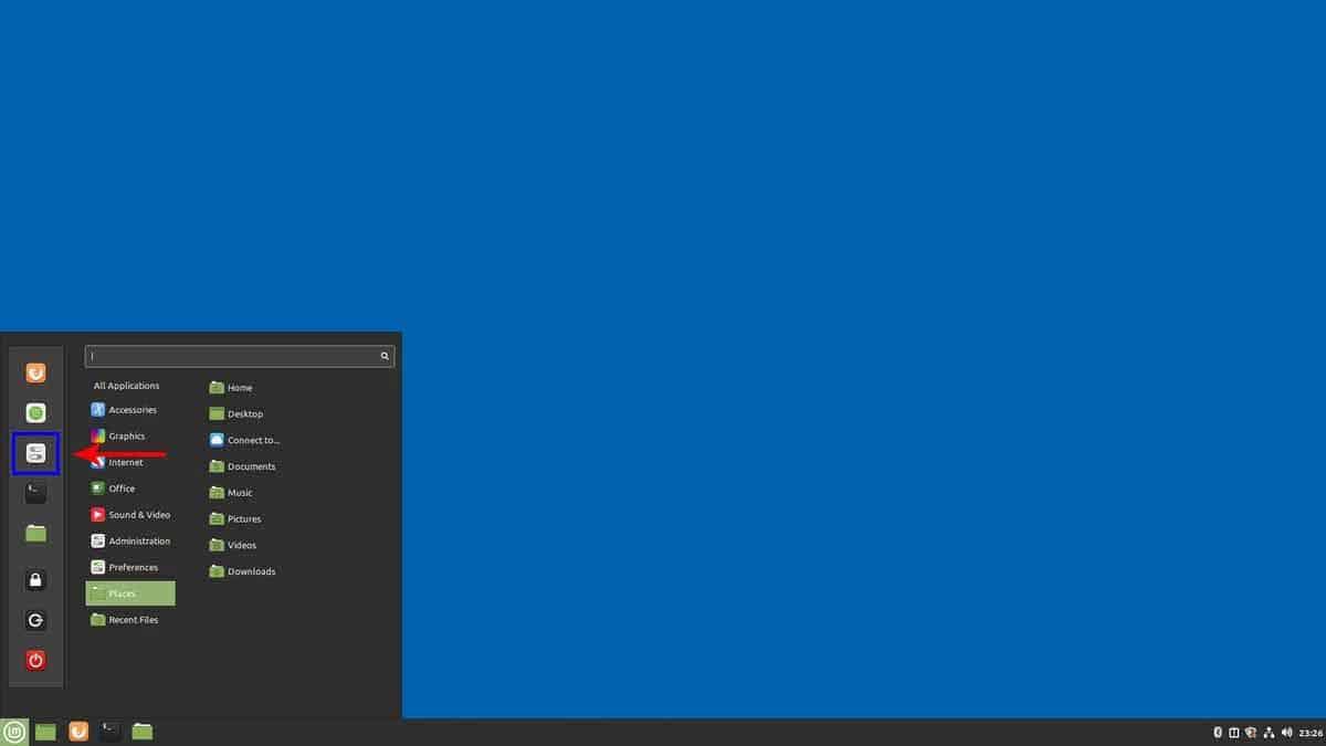 Настройка в Linux